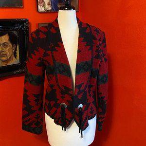 WOOLRICH Vintage Native American Wool Jacket